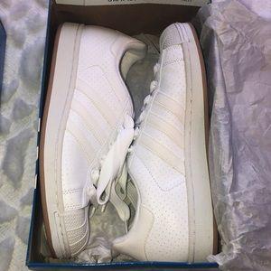 White Adidas Superstar II DP Lifestyle - 9.5